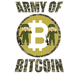Army Of Bitcoin Logo