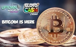 Slotocash Casino Accepts Bitcoin Cryptocurrency | Deposits & Cash Outs | Casino Banking