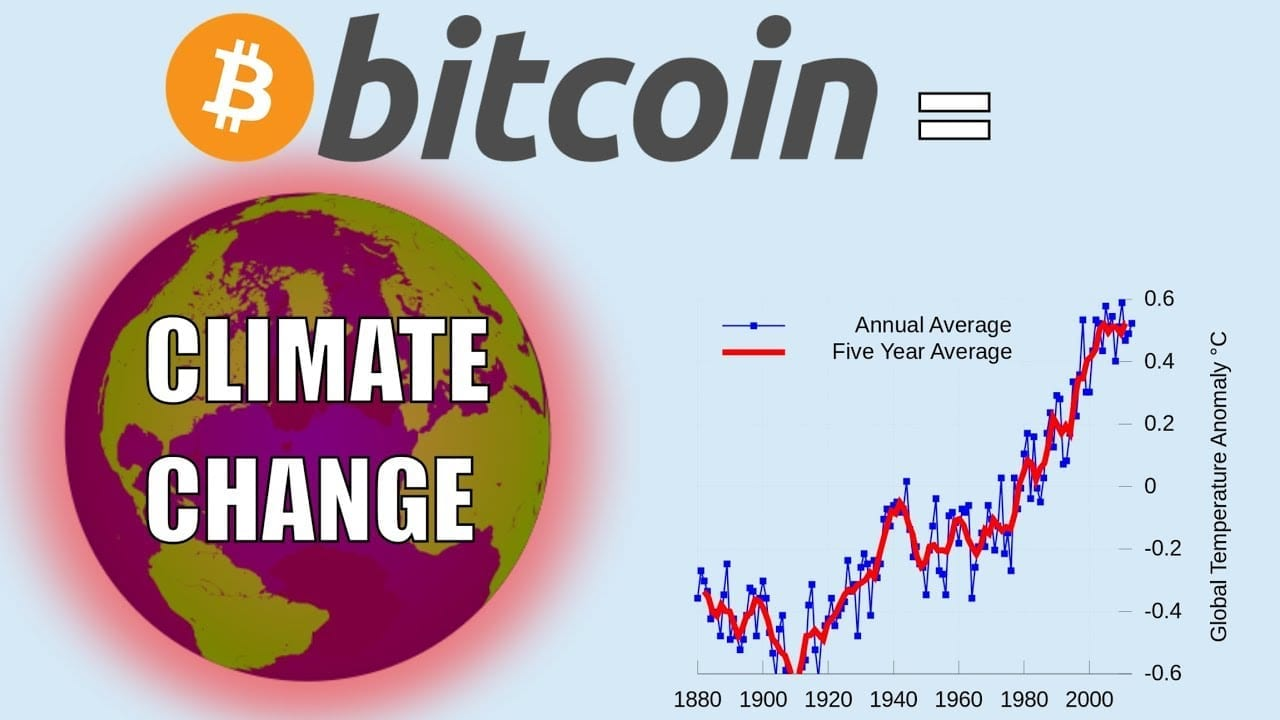 Bitcoin Predicted To Be The Nail In The Coffin Of Climate Change | Crypto News