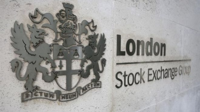 London Stock Exchange Group Invests Heavily in Blockchain Startup