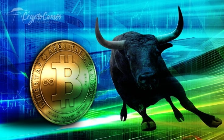 Bitcoin Surges to New Yearly High