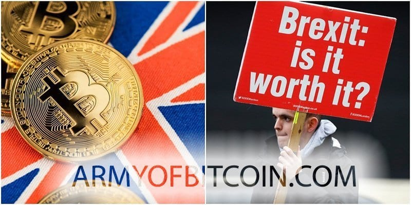 BITCOIN UK BREXIT