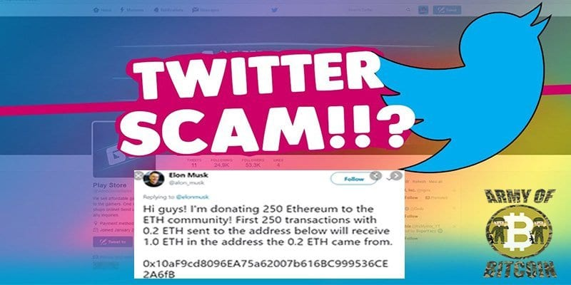 Bitcoin's Bull Run Spikes Crypto Twitter Scams | Is This