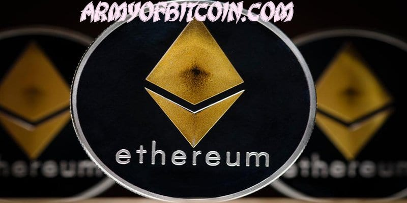 ETHEREUM second biggest crypto