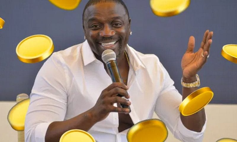 Celebrity Senegal Entertainer Akon Looks to Launch His Own Cryptocurrency