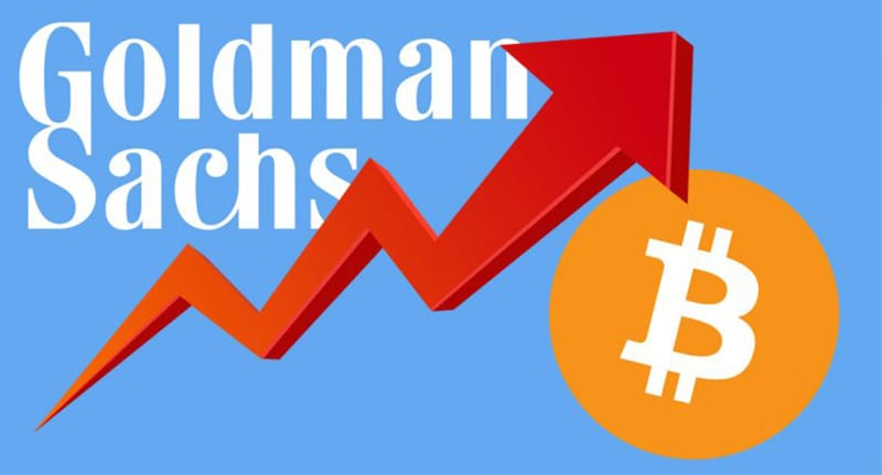 Goldman Sachs Pits Itself Against Cryptocurrency Evangelists