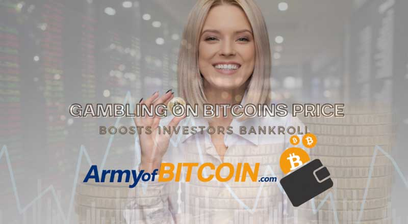 Gambling On The Price Of Bitcoin Boosts Investors Bankroll