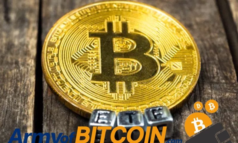 Is There A Bitcoin ETF