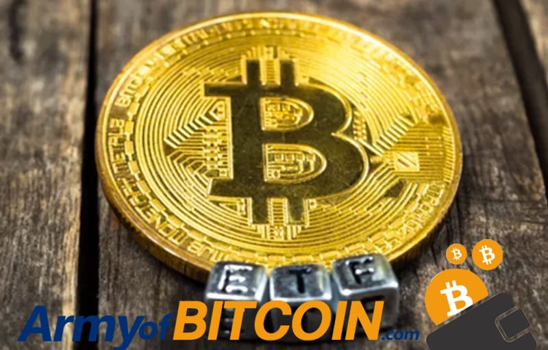 Is There A Bitcoin ETF?
