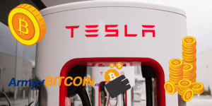 What Is Space X & Tesla's CEO Elon Musks Message For Bitcoin HODL Tesla Bitcoin